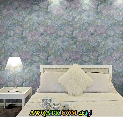 غرفة نوم من أجمل وأحلي غرف نوم طلاء