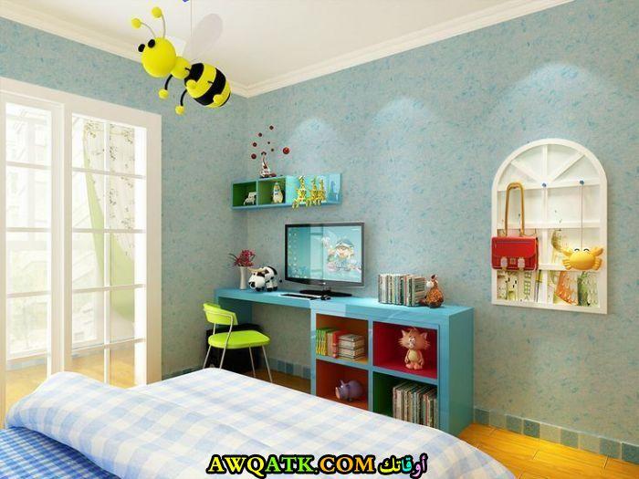 غرفة نوم طلاء جديدة جداً وروعة