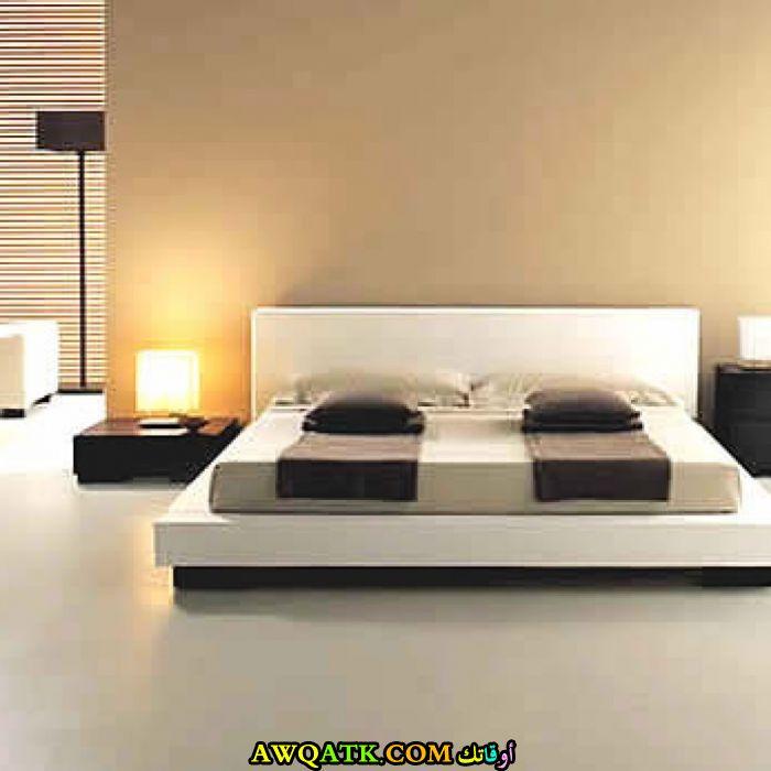 غرفة نوم طلاء مودرن وشيك