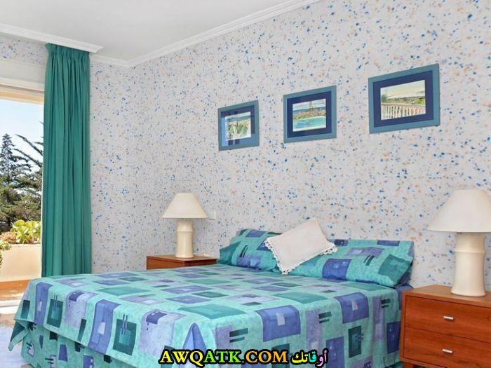 غرفة نوم طلاء رائعة