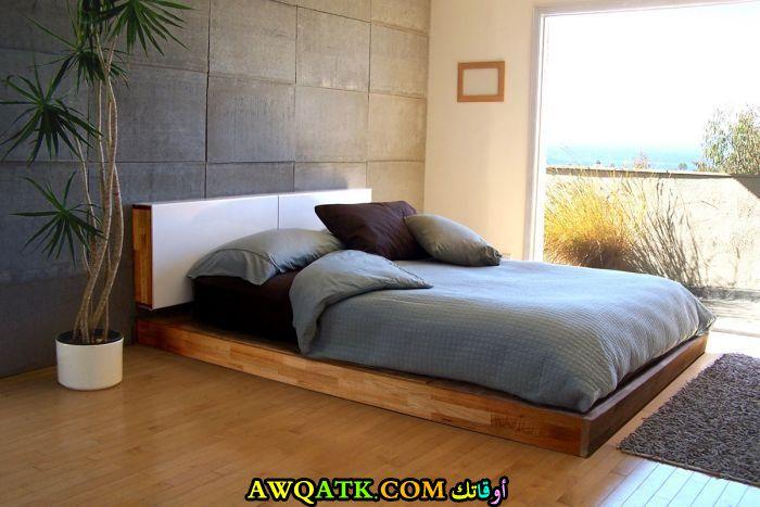 غرفة نوم طلاء مودرن