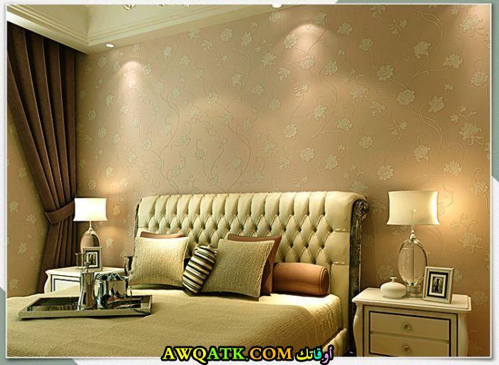 غرفة نوم طلاء في منتهي الجمال