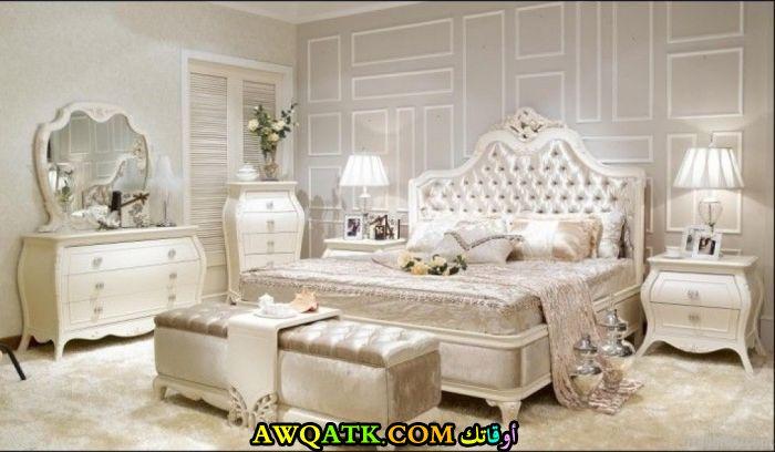 غرفة نوم فرنسية قمة الروعة