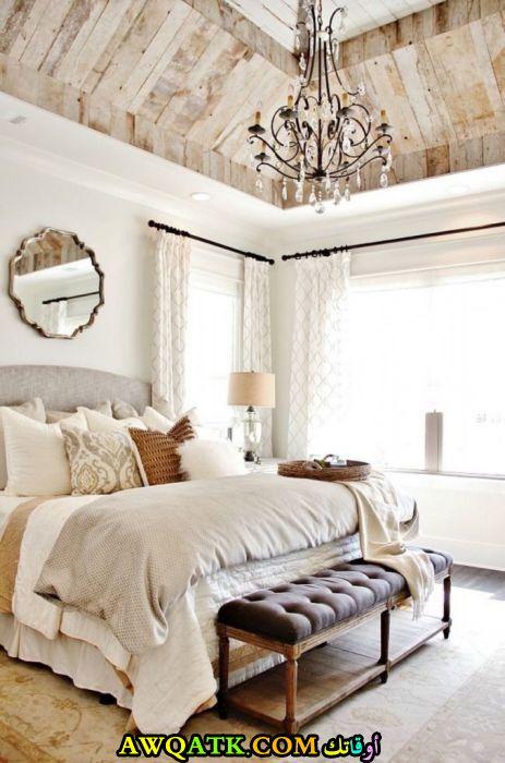 غرفة نوم فرنسي جديدة