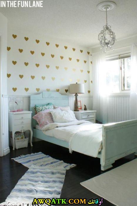 غرفة نوم قلوب رائعة