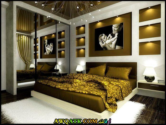 ديكورات غرف نوم كبار