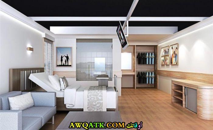 غرفة نوم كبار قمة الشياكة والجمال