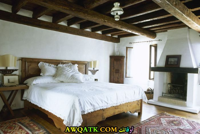 غرفة نوم كبيرة روعة