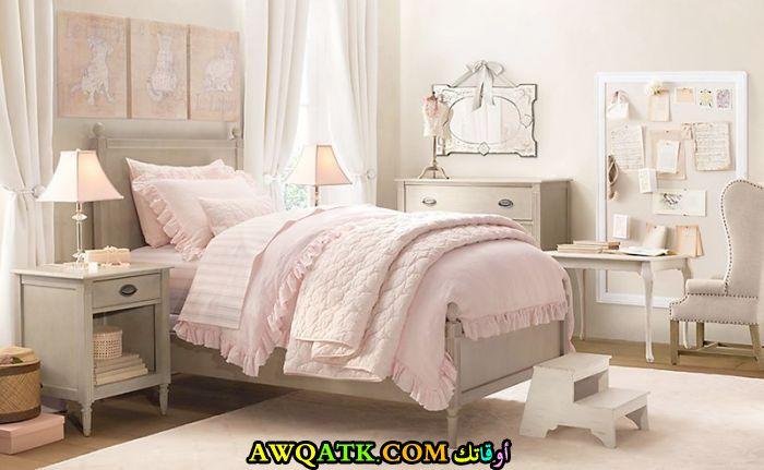 غرفة نوم كلاسيك للبنات روعة