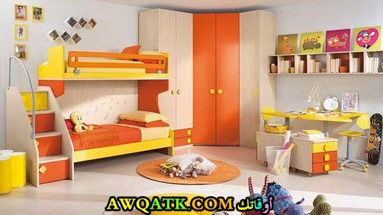 غرفة نوم دورين شيك وجميلة