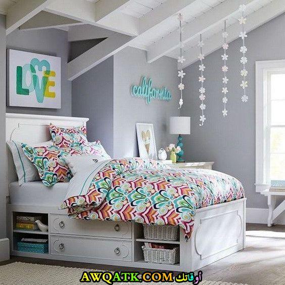 ديكورات غرف نوم للبنات رائعة