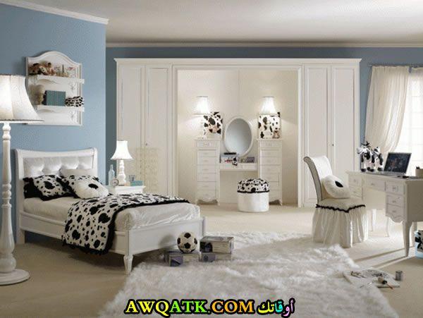 غرفة نوم للبنات شيك وروعة