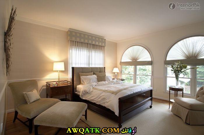 غرفة نوم ماسنر حلوة وجميلة