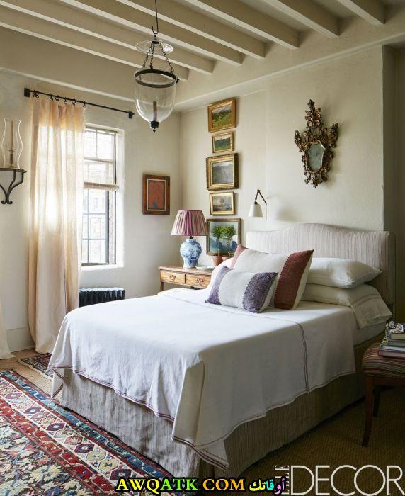 غرفة نوم شيك وجميلة