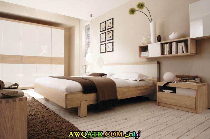 غرفة نوم في منهي الروعة