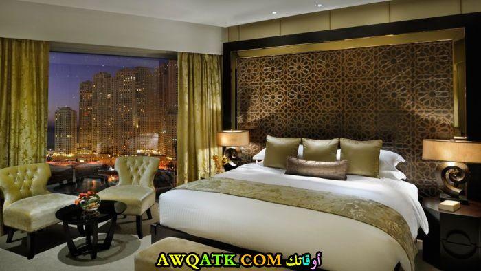 غرفة نوم شيك جداً وروعة
