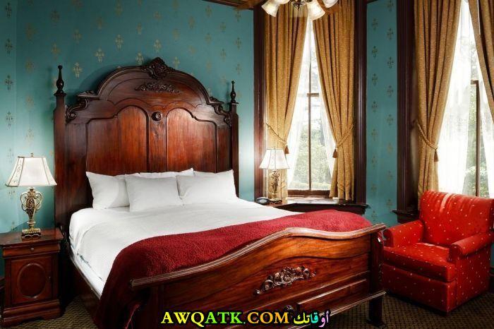 غرفة نوم هلاليه جميلة