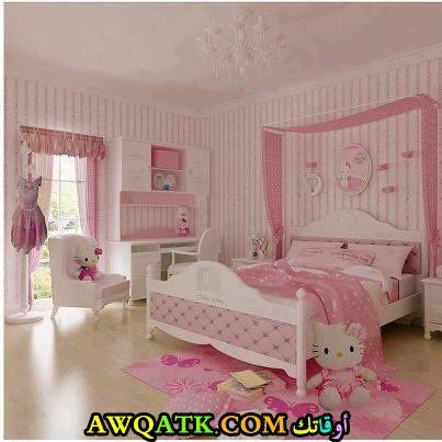 غرفة نوم هيلو كيتي جديدة