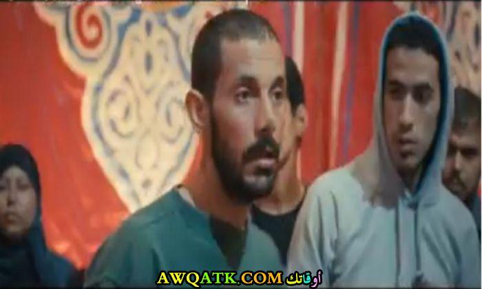 صورة الفنان المصري رامي غيط داخل فيلم