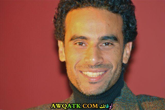 أحدث صورة للفنان الإسرائيلي المصري سامي سمير
