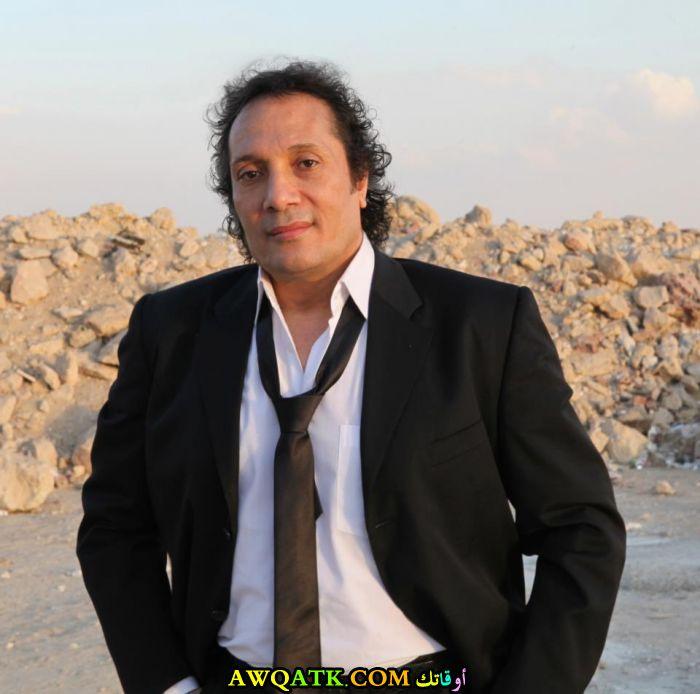 أحدث صورة للفنان المصري علي الحجار