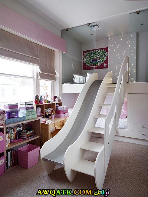 غرف نوم أطفال تصميم أمريكي