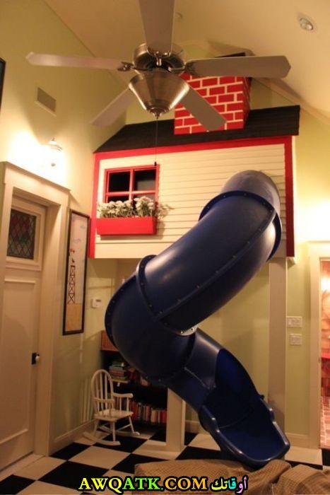غرفة نوم أطفال بتصميم أمريكي