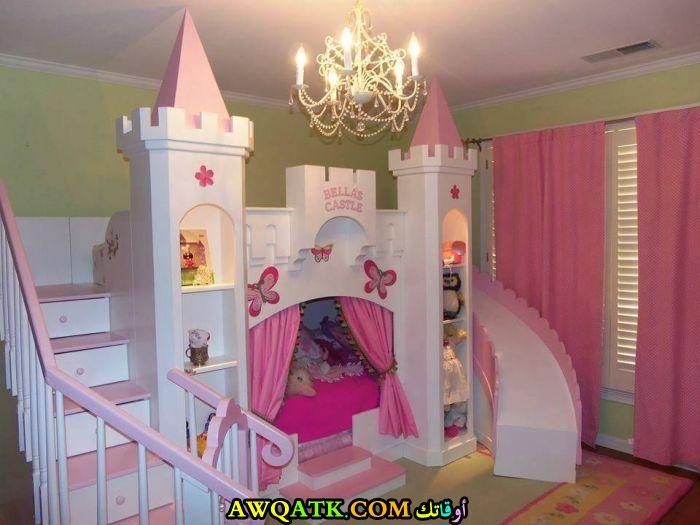 غرفة نوم أطفال بتصميم أمريكي رائعة