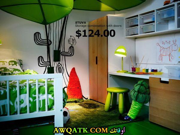 غرفة نوم أطفال تصاميم إيكيا