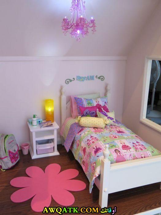 غرفة نوم بنات تصميم أمريكي