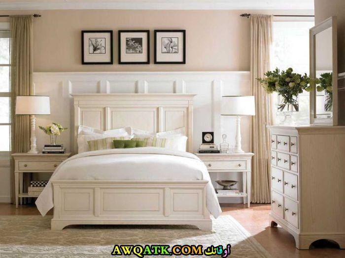 غرفة نوم رائعة شيك