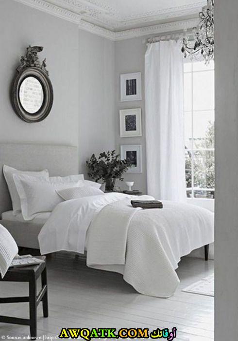 غرفة نوم تصميم فرنسي جميل