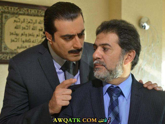 صورة جديدة للفنان محسن محي الدين داخل مسلسل