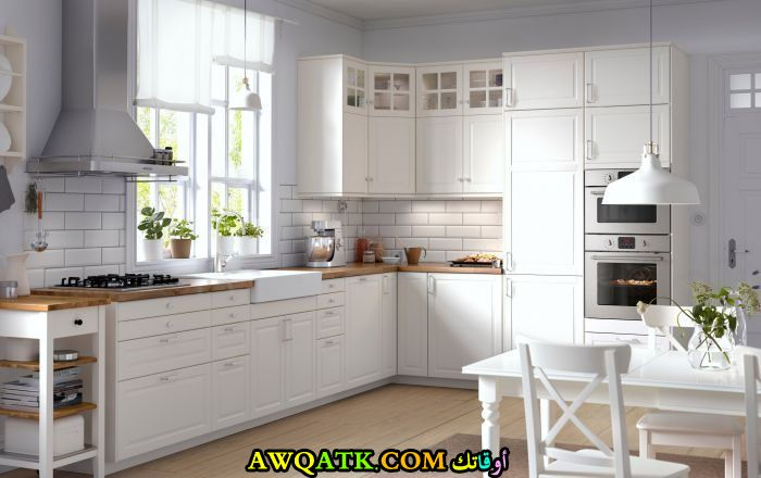 مطبخ جديد وجميل من إيكيا