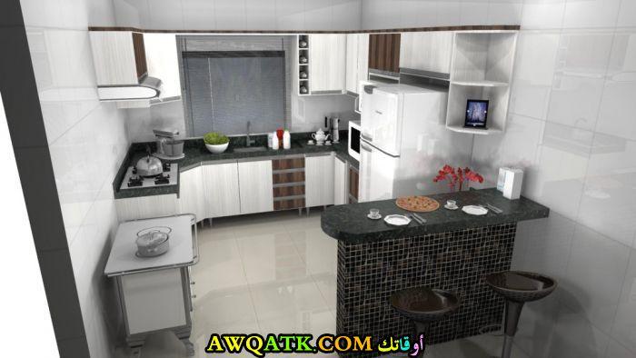 مطبخ جانيرو في منتهي الروعة
