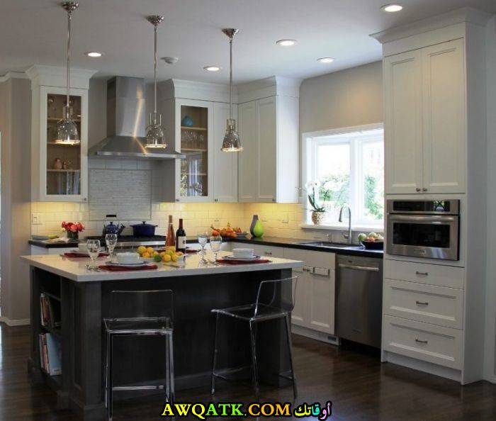 Gray Stained Kitchen Cabinets Kitchen Grey Distressed: مطابخ جلوريا , أحلي تشكيلة سيراميك المطابخ من جلوريا