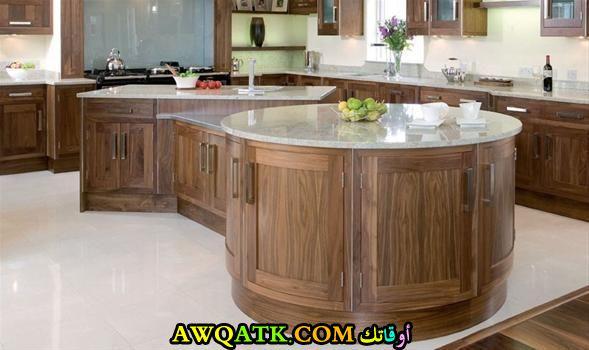 مطبخ مودرن خشبي من جيفكي