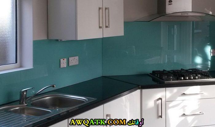 مطبخ دبل جلاس رائع وجميل