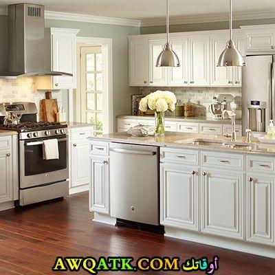 أفضل تصميم مطبخ خشبي