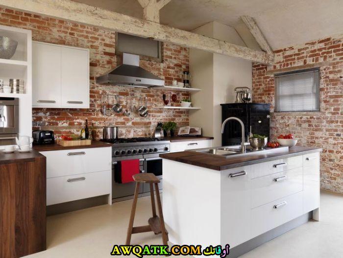 مطبخ جديدة وجميل