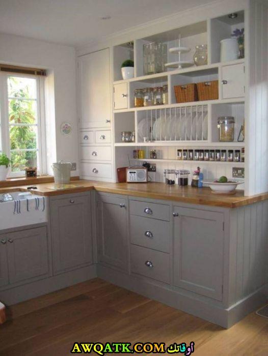 مطبخ صغير قمة الجمال