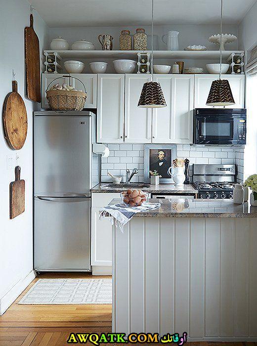 مطبخ ياسب المساحات الصغيرة روعة