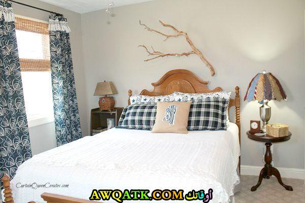 أباجورة سرير حلوة وبسيطة