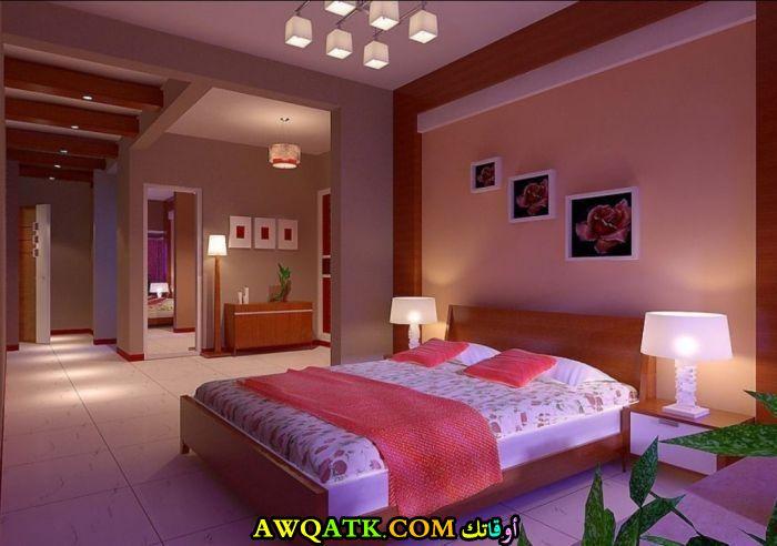 أباجورة سرير أنيقة وجميلة