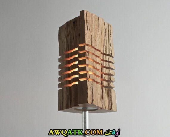 أبجورة خشب جميلة ورائعة