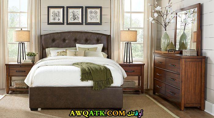 أباجورة غرفة نوم جميلة جداً وشيك