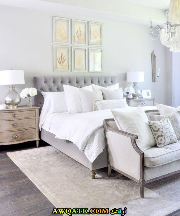 أباجورة تناسب غرف النوم الكلاسيك في منتهي الشياكة والجمال