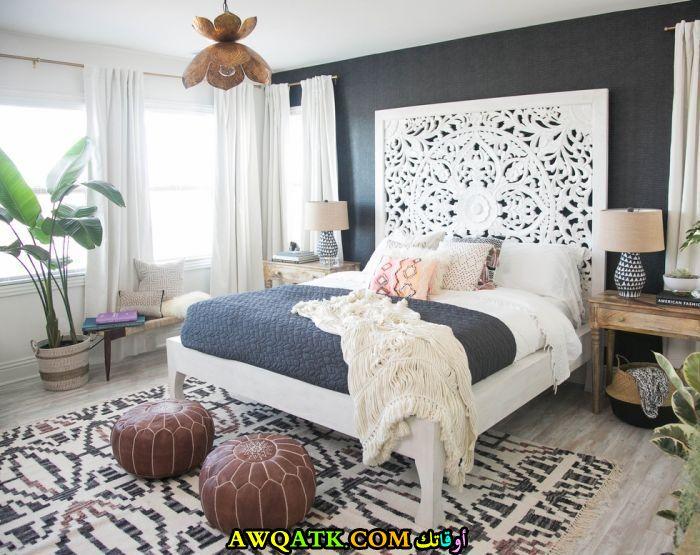 أباجورة غرفة نوم جديدة وشيك