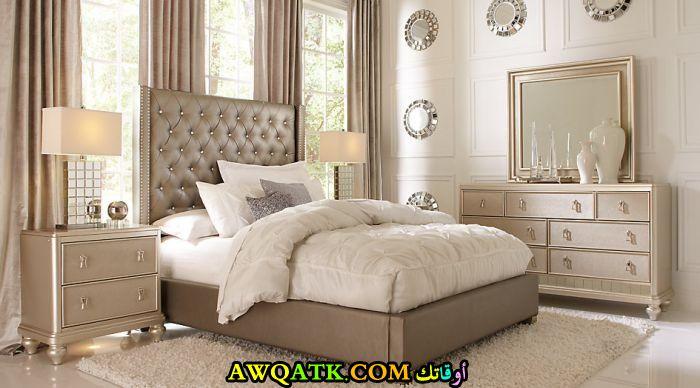 أباجورة غرفة نوم حلوة جداً وشيك