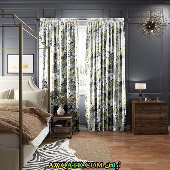 ستارة دانتيل لغرفة النوم جديدة 2018